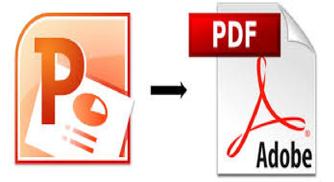 Cara Mengubah File PPT Ke PDF Secara Online | Tekno Esportsku