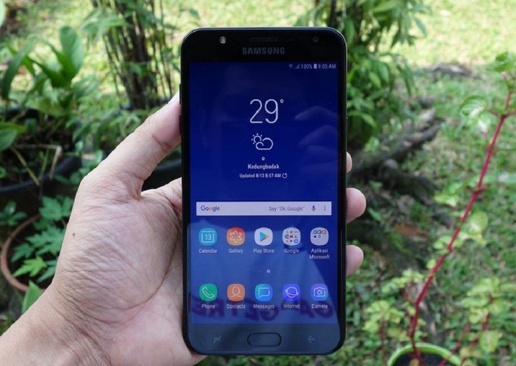 Cara Menghapus Account Samsung