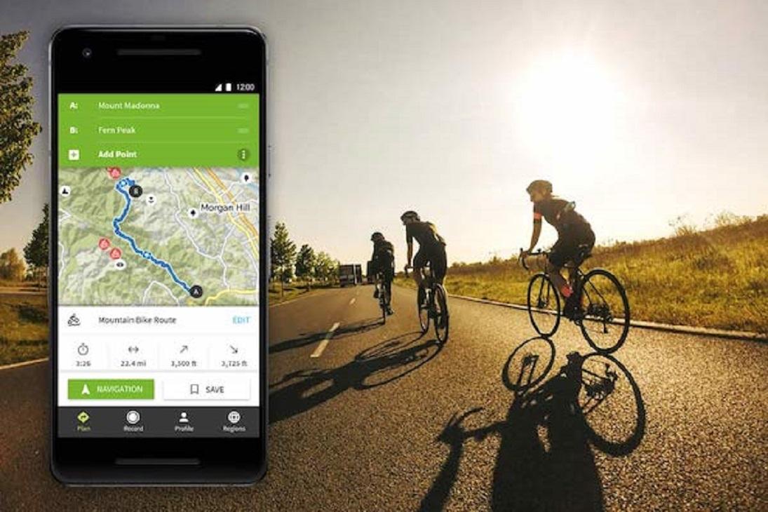 5 Aplikasi Bersepeda Gratis